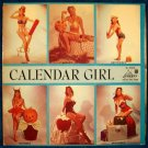 "JULIE LONDON  "" Calendar Girl ""   1956 LP  Rare!"