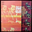 "JERRY LEE LEWIS      "" High Heel Sneakers ""   Rockabilly LP"