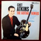 "CHET ATKINS     "" The Guitar Genius ""   Country LP"