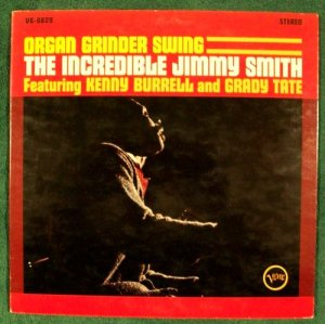 THE INCREDIBLE JIMMY SMITH 1965 Jazz LP