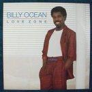 "BILLY OCEAN   "" Love Zone ""   1986 R&B LP"