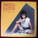 "SHEENA EASTON      "" Strut ""     1984 12"" single Dance Mix"