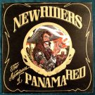 "NEW RIDERS    "" Adventures of Panama Red ""    1973Rock LP"
