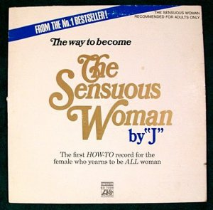 THE SENSOUS WOMAN by quot;Jquot; Adults Only LP