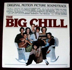 THE BIG CHILL 1983 Movie Soundtrack