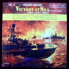 VICTORY AT SEA  Volume 3  /  1961 NBC-TV LP   Pictoral Ed.