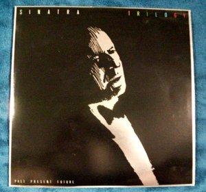 FRANK SINATRA &quot Trilogy &quot 1980 Triple LP Set
