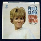 "PETULA CLARK   "" Downtown ""   1965 Pop Rock LP"