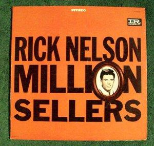 RICK NELSON &quot Million Sellers &quot 1964 Rock & 39 n& 39 Roll LP