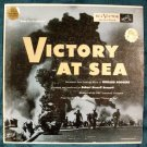 "VICTORY AT SEA  Volume 1   1954 LP  ""Red Seal"""