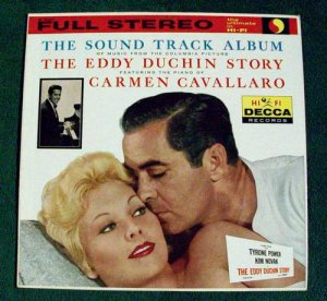 the eddy duchin story 1959 soundtrack lp