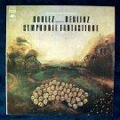 BERLIOZ / SYMPHONIE FANTASTIQUE   Pierre Boulez  LP