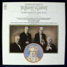 BEETHOVEN ~ THE MIDDLE QUARTETS     3-Record Boxed Set