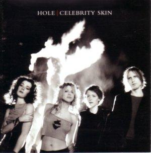HOLE &quot Celebrity Skin &quot Grunge Alt Rock CD