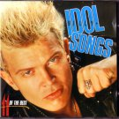 "BILLY IDOL    "" Idol Songs ""    Punk / Rock   CD"