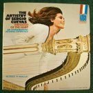 The ARTISTRY of SERGIO CUEVAS  ~ Virtuoso of the Harp   /   LP Paraguay