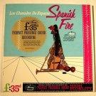 SPANISH FIRE   ~  Los Chavales De Espana   /   LP Music of Spain