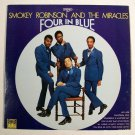 SMOKEY ROBINSON & THE MIRACLES  ~  Four In Blue      1979 R&B LP