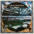 The CHARLIE DANIELS BAND  ~  Nightrider      1975 Country Rock LP
