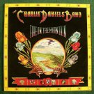 The CHARLIE DANIELS BAND  ~  Fire On The Mountain       1974 Country Rock LP