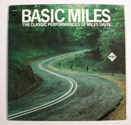MILES DAVIS Basic Miles The Classic Performances 1973 Jazz LP