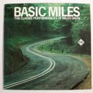 MILES DAVIS  ~  Basic Miles ( The Classic Performances )       1973 Jazz LP
