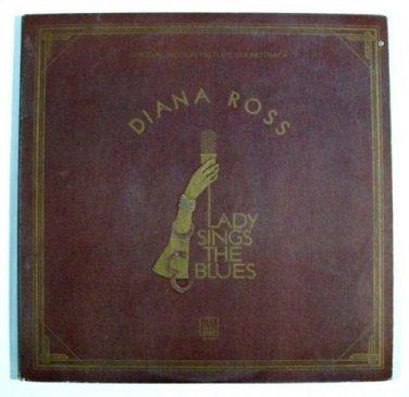 LADY SINGS THE BLUES   ~   1972 Movie Soundtrack LP  /  Double Album