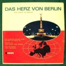 DAS HERZ VON BERLIN    ~   The Heart of Berlin     Music of Germany LP