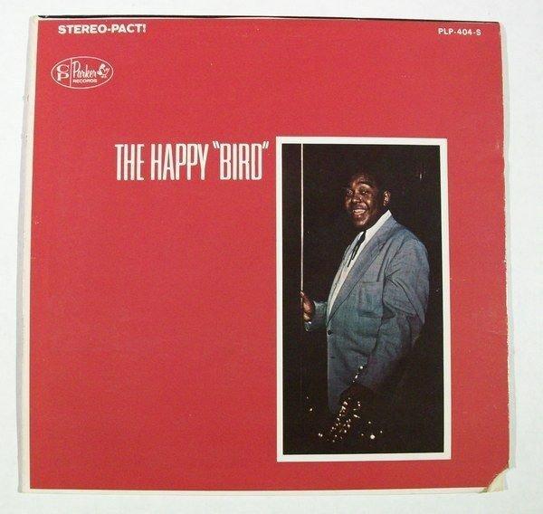 CHARLIE PARKER & 34 The Happy & 39 Bird& 39 & 34 1961 Jazz LP