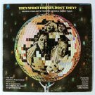THEY SHOOT HORSES, DON'T THEY   ***   1969 Soundtrack LP