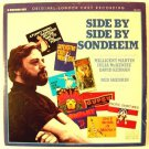 SIDE BY SIDE BY SONDHEIM   ***   1976 Soundtrack LP    Double Album