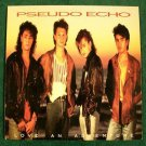 "PSEUDO ECHO        "" Love An Adventure ""       1987 Synth-Pop LP"