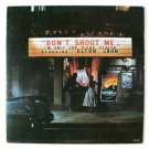 ELTON JOHN  ~  Don't Shoot Me, I'm Only The Piano Player      1973 Rock LP