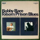 BOBBY BARE  ~  Folsom Prison Blues         1969 Country LP