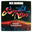 "NEIL DIAMOND     "" Beautiful Noise ""      1976 Pop LP"