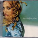 "MADONNA   ~   "" Ray of Light ""      Rock CD"