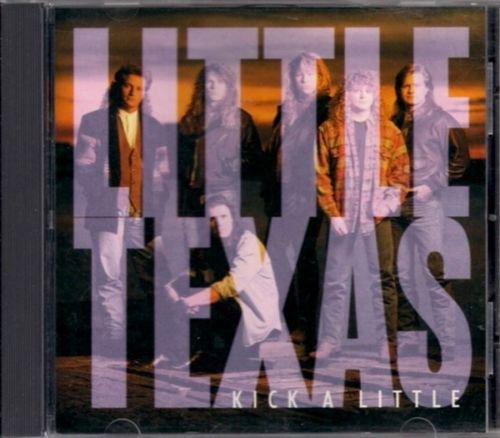 LITTLE TEXAS & 34 Kick A Little & 34 Country CD