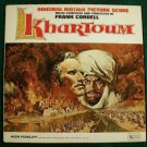 KHARTOUM    ***    1966 Original Motion Picture Score