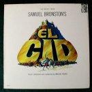 EL CID   ***    1962 Original Motion Picture Score