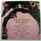 DEAR WORLD  ~ 1969 Broadway Soundtrack LP     Angela Lansbury