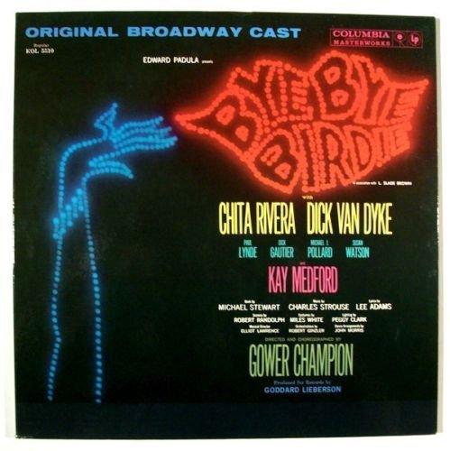 BYE BYE BIRDIE 1960 Original Broadway Cast Soundtrack