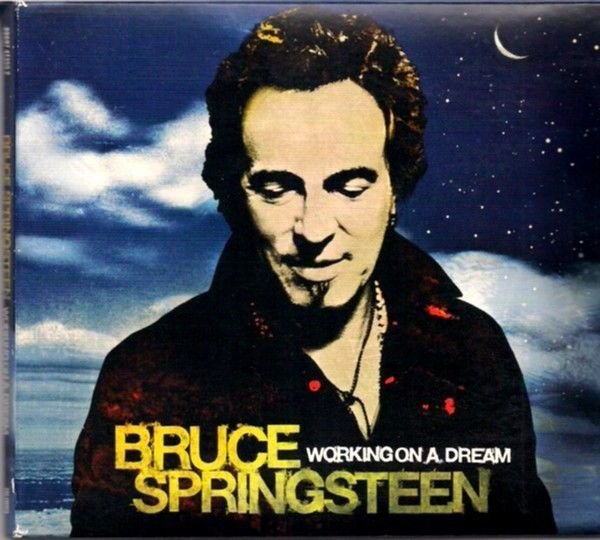 BRUCE SPRINGSTEEN Working On A Dream Rock CD