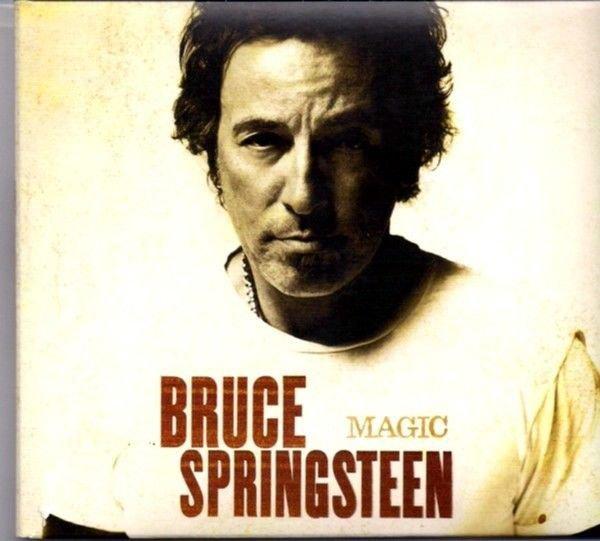 BRUCE SPRINGSTEEN Magic Rock CD