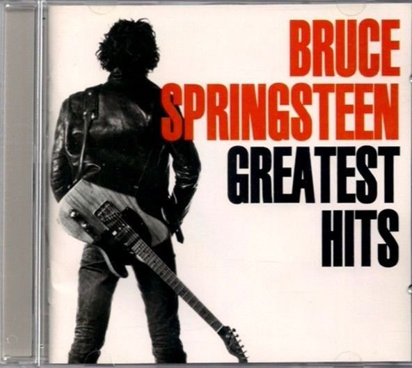BRUCE SPRINGSTEEN Bruce Springsteen& 39 s Greatest Hits Rock CD