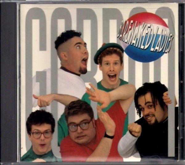 BARENAKED LADIES & 34 Gordon & 34 Rock CD
