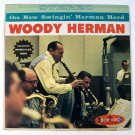 "WOODY HERMAN     "" The New Swingin' Herman Herd  ""    1960 Jazz LP / Red Vinyl"