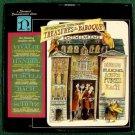 TREASURES of the BAROQUE    Classical LP