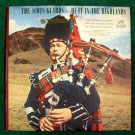 "THE SCOTS GUARDS    "" Hi-Fi In The Highlands ""    Stereo LP"