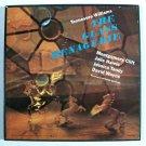 Tennessee Williams  THE GLASS MENAGERIE   2-LP Box Theatre Soundtrack / Insert