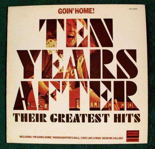 TEN YEARS AFTER & 34 Goin& 39 Home & 34 1975 Rock LP